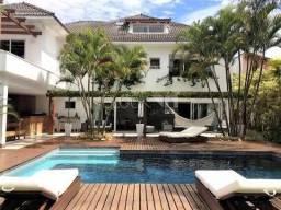 Casa à venda com 5 dormitórios em Barra da tijuca, Rio de janeiro cod:BI8410
