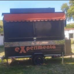 Vendo trailer de lanche