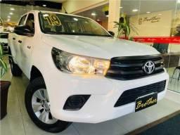 Toyota Hilux 2019 2.8 std 4x4 cd 16v diesel 4p manual