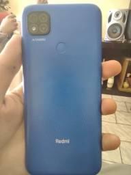 Xiaomi rdmi note 9 c troco em moto