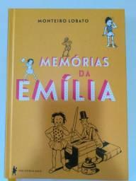 Livro memória da Emília