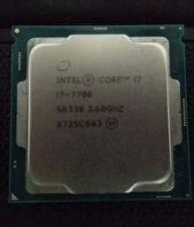 Processador Intel i7 7700 LGA1151