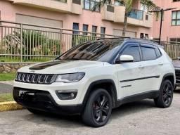 Jeep compass 2018 diesel compass longitude diesel  IPVA 2021 PAGO