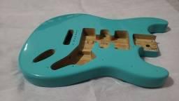 Título do anúncio: Corpo de guitarra