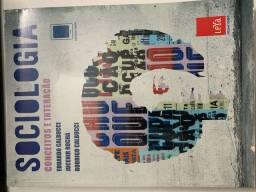 Livro de sociologia: Sociologia conceitos e interação