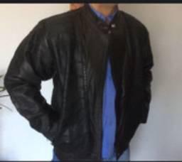 Vendo jaquetas em couro masculinas