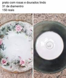 pratos antigos