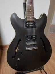 Título do anúncio: Guitarra canhota Ibanez original