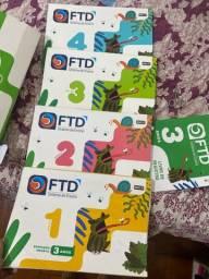 Livros FTD Educação infantil 3 - Maternal 3