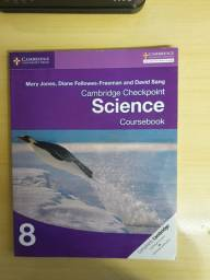 Cambridge Check-out Science 8° ano