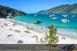Temporada no Caribe Brasileiro Arraial do Cabo