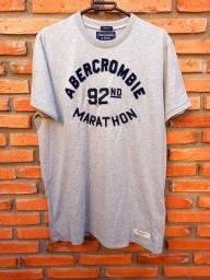 Camiseta Abercrombie & Fitch Estampada G