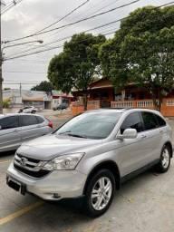 Honda CRV EXL 2.0 4wd aut (única dona)