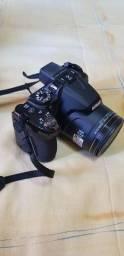 Nikon P520 semi profissional
