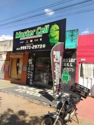 Vendo ou troco loja de celular em funcionamento em frente ao super barão do Tiradentes