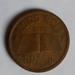 Moeda de 1000 réis 1935