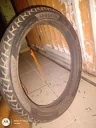Vendo pneu 100/80/18 meia vida!!
