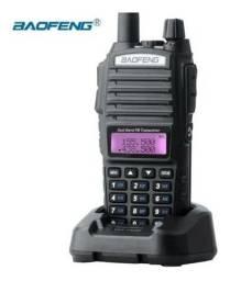 Uv 82 Rádio Comunicador Walk Talk Baofeng