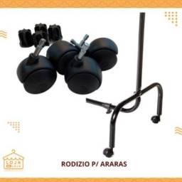 Título do anúncio: Rodizio p/ Arara