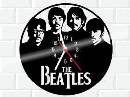 Relógio de parede, The Beatles, em vinil