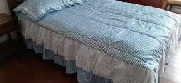 Título do anúncio: Colcha para cama de casal (nova)
