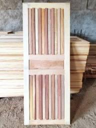 porta externa madeira macica