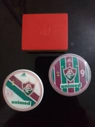 Trio Botões Fluminense