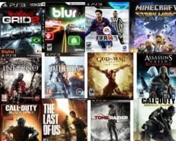 Jogos de PS3 +500