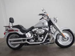 Harley Davidson Fat Boy - só 18.000 km - equipada !