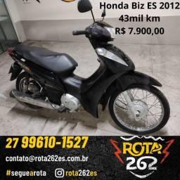 Honda BIZ 2012