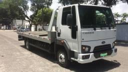 Ford cargo 816 / 2015 comp. c/ ar, único dono.