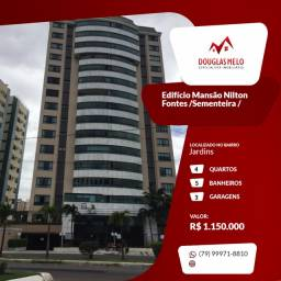 Edifício Mansão Nilton Fontes /Sementeira /