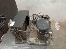 Título do anúncio: Unidade compressora completa embraco 220v