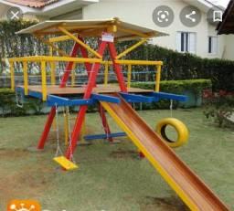 fabricamos playground infantil todos modelos