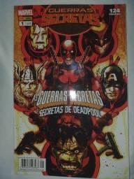 Título do anúncio: Vendo HQ nova, Guerras Secretas de Deadpool. Edição 1, outubro 2016.