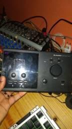 Placa de áudio M- áudio C400