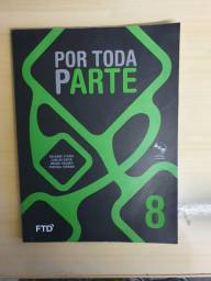 Por toda parte -Artes 8° ano Editora FTD