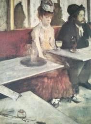 """"""" O Absinto"""" de Degas , baixou o preço, ?"""