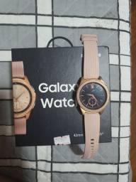 Galaxy Watch com Película