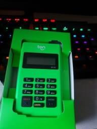 maquina/maquininha de cartão de credito stone ton -nunca usada-