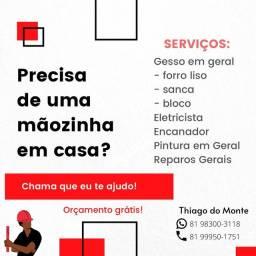 Serviços e Reparos Gerais.