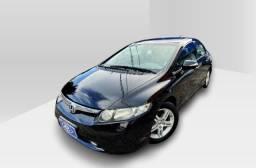 2º Dono - Civic EXS 1.8 Flex 16V Aut. 4p - 2008 Sem Retoque!