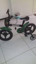 Título do anúncio: Bicicleta Infantil, Em Perfeito Estado.. Sem Marcas De Uso