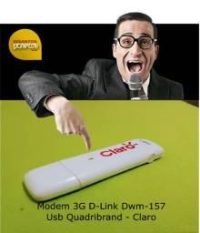 Modem 3g DLink Desbloqueado DWM 157