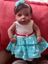 Título do anúncio: Boneca bebê ryborny