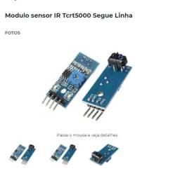 Modulo sensor IR Tcrt5000 Segue Linha