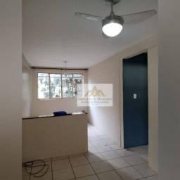 Título do anúncio: Apartamento com 2 dormitórios à venda, 55 m² por R$ 150.000,00 - Vila Virgínia - Ribeirão