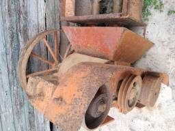 Laminador de argila maromba olaria tijolo
