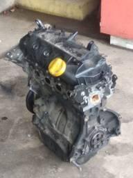 Motor parcial Logan 1.0 8v. (Base de troca)