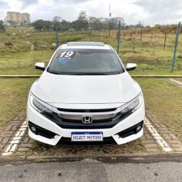 Título do anúncio: Honda Civic 1.5 Touring Automatico - 2019